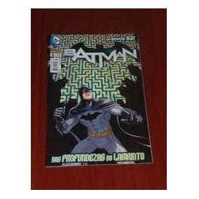 Batman Novos 52 - Ediçoes 5,6 E 9