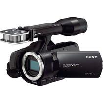 Filmadora Sony Nex Vg20 Sem Lente E 2 Baterias Troco Iphone
