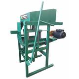 Máquina De Fabricar Bloquetes E Blocos De Cimento