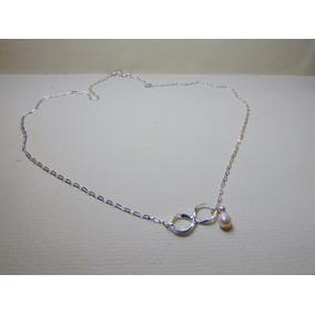f1599fadbac7 Collar De Perlas Cultivadas Mikimoto - Collares y Cadenas Plata en ...