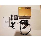 D7100 Nikon Cámara Excelentes Condiciones