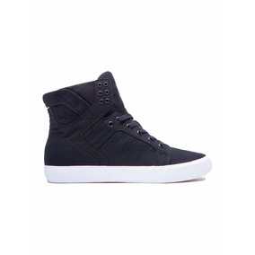 Zapatillas Supra Skytop D Black White Sp051101
