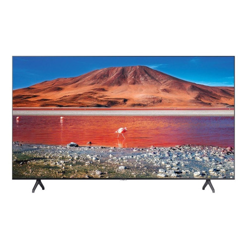 """Smart TV Samsung Series 7 UN65TU7000KXZL LED 4K 65"""" 100V/240V"""