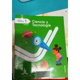 Libro Ciencia Y Tecnologia Ed. Santillana 1 Ro De Primaria