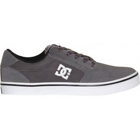 Tênis Dc Shoes Gatsby 2 Grey White - Surf Alive
