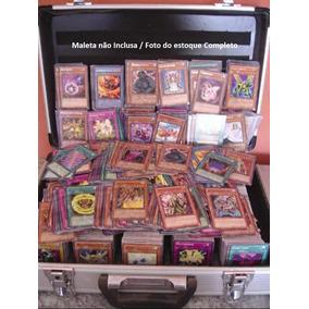 Doublepack Yugioh! 200 Cartas Comuns +15 Holofoil +15 Raras