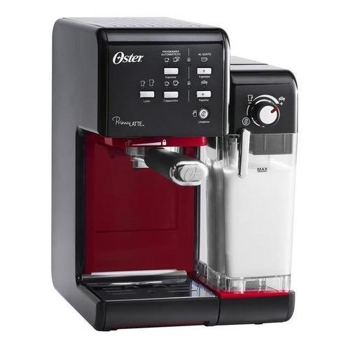Cafetera Oster PrimaLatte BVSTEM6701 Negra 110V