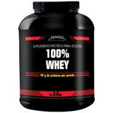100 % Whey - 2,2 Kg - Nitech Nutrition - Baunilha