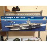 Portaaviones U.s.s George H. W. Bush Cvn-77 Ya Armado