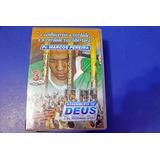 Dvd Pregação A Verdade Vos Libertara Pr Marcos Pereira V.2-3
