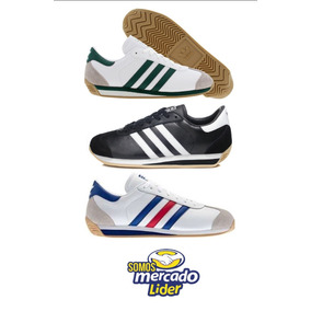 reputable site 51859 c77a4 Adidas Country II White Green UK 8.5 EUR 42 2 3 comprar adidas country 2