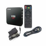 Convierte En Smart Tv Box Android 6.0 Ram 1gb/8gb 4k V88