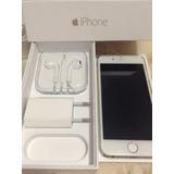 Iphone 6 - 16gb - Gold - Com Nf + Brindes
