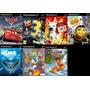 [ps2] Juegos Disney Infantiles (7 En Total) Para Play 2