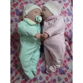 Gêmeos Tipo Reborn Super Real ! Frete Grátis.