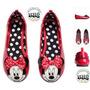 Minnie Mouse Zapatos Ballerinas Talla 25 Talla 26 Importado