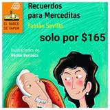 Recuerdos Para Merceditas (fabián Sevilla) Libro Nuevo