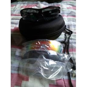 Gafas Oakley Radar Sin Rayones, Solo Tres Usos