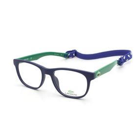 439d4d69b2f6a Armação Óculos Grau Azul Infantil Em Metal E Acetato Mj - Óculos ...