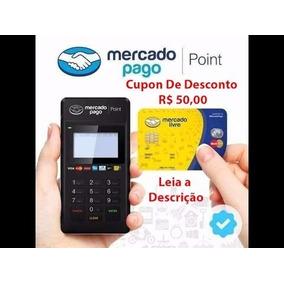 Maquina De Cartão De Credito E Debito Mini Point
