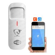 Sensor Movimiento Wifi Infrarrojo Alarma Casa Tuya Google