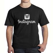 Camiseta Instagram