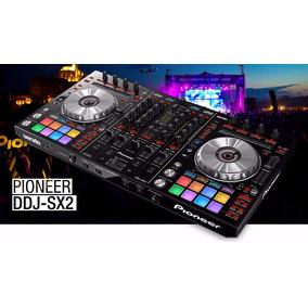 Controladora Pioneer Ddj-sx2 P/ Mixagem Dj Serato Mixer
