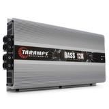 Módulo Amplificador D Taramps Bass 12k 1ch - 12000 Watts Rms