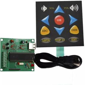 Membrana D Flechas Para Rokola Compatible Con Tarjetas Intel