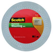 3m Scotch Cinta De Montaje Pesado 12.7 Mm X 32.9 M