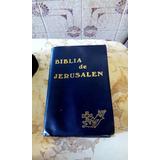 Biblia De Jerusalén De 1976 (leer Descripcion)
