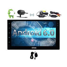 Android 6.0 Estéreo Marshmallow Coche Con Dual-cam En La Pan