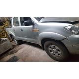 Toyota Hilux 2.5 Turbo Diesel 2010 4x2
