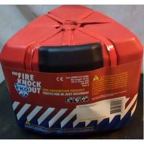 Dispositivo Contra Incendio Fire Knock Out 5.6 (extintor)