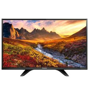 Tv Led 32'' Panasonic Hd Media Player Slim Design E