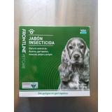 Jabón Insecticida Frontline Pet Care Antipulgas, Acaros, Etc