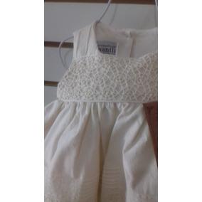 Vestido De Manta Bebe