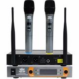 Microfone Sem Fio Duplo Gene-w2 General Audio = Arcano