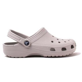 Crocs Originales Classic Blanco Perlado Mujer