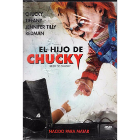 El Hijo De Chucky - Tiffany - Jennifer Tilly - Redman - Dvd