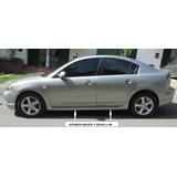 Estribos Mazda 3 Sedan O Hb