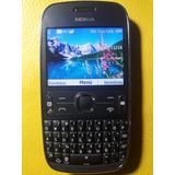 Nokia Asha 302 Como Nuevo (solo Empresa Antel)