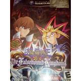Yu-gi-oh! Falsehound Kingdom Para Nintendo Gamecube