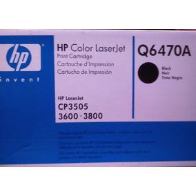 Toner Hp Q6470a, Q7581a, Q7582a, Q7583a Original