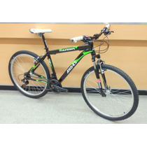 Bicicleta Mtb Andes Thunder Rodado 26 21 Vel V-brake