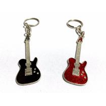 Chaveiro Guitarra Telecaster Mega Metal Instrumentosmusicais