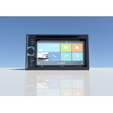 Radio Pantalla Touch Dvd Bluetooth Tv Digital Control Volant