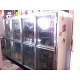 Vitrina Refrigerador Nieto De 8 Puertas !!!!!cps
