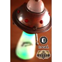 Lámpara Ornamental Geek O.v.n.i. 220v (verne Arte Ucrónico)