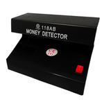 Detector Testador Nota Identificador Dinheiro Money Falso